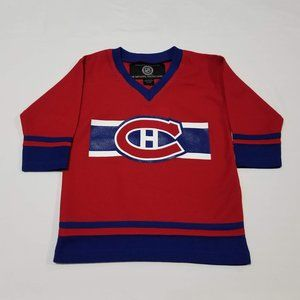 NHL 4T MONTREAL CANADIENS JERSEY